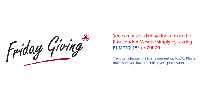Friday Giving