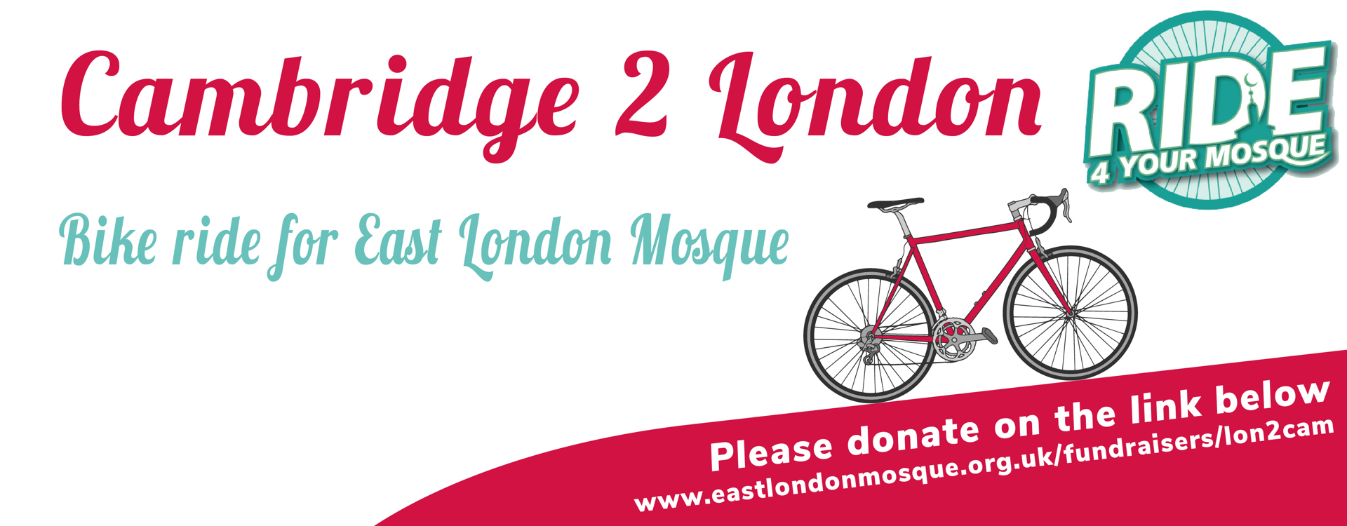 Cambridge to London Cycle Ride for ELM