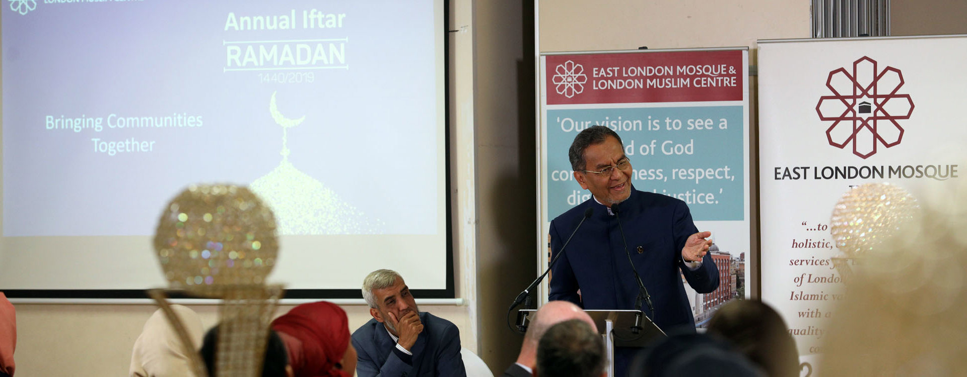 Malaysian Minister of Health special guest at ELM Annual Iftar Dinner